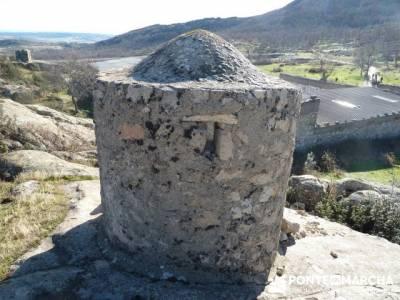 Senderismo Sierra Norte Madrid - Belén Viviente de Buitrago; senderismo salamanca